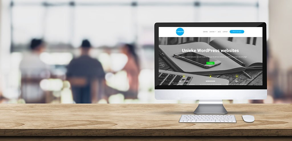 Webprof Website