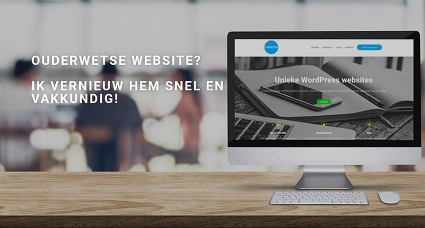 Webprof Banner klein