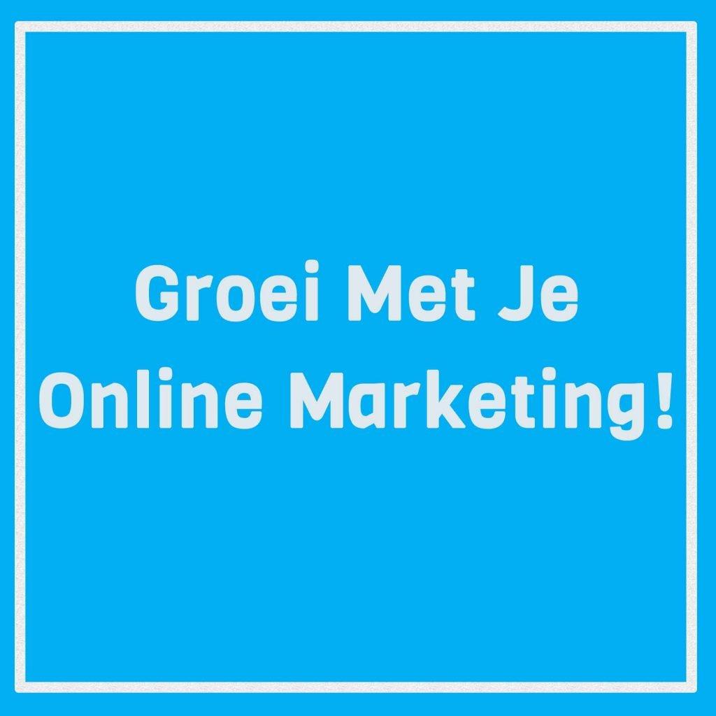 Online-marketing-webprof-bollenstreek
